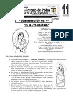 El Santo Rosario Ficha 11!