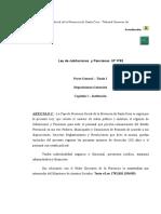 LEY JUBILACIONES Y PENSIONES N°1782
