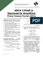 Parcial 1 Algebra