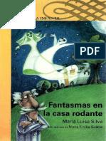 Fantasmas en La Casa Rodante. María Luisa Silva