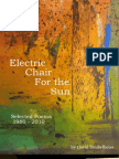 Electric Chair for the Sun Pocketbook Sample