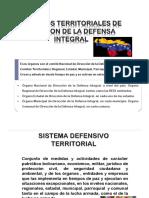 Organos Territoriales de Direcion de La Defensa Integral