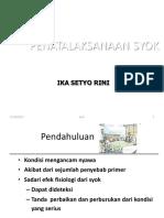 274691710-Penatalaksanaan-Syok-ppt.ppt