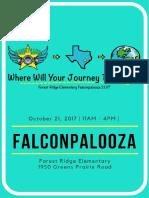 2017 FalconPalooza Brochure