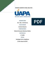 Tarea Int. Edu. a Distancia Unidad 2