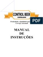 Manual Control Beer Pro Rev.3
