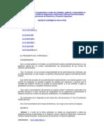 decreto supremo 004-1991