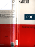 Theoretical Writings - Alain Badiou.pdf