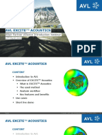 2016.03.17 Introduction to AVL EXCITE Acoustics