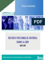 Encuestas ELECTORAL ipsos 2009.pdf