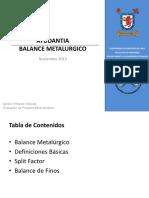 EPM Balance Metalurgico