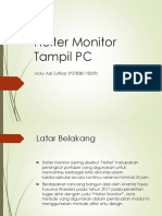 PPT PPM Holter Monitor
