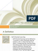 unit 5  self-directed learning powerpoint