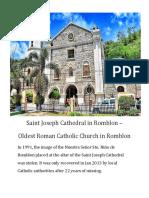 Church of San Agustin