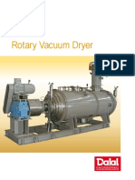 Rotary Vacuum Dryer #