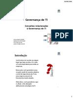 GTI02 - Conceitos Relacionados a GOVTI