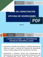 PPT Area de Capacitación