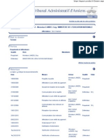Tribunal administratif - Dossier n°0902439 - 17 septembre 2009