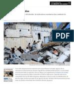 La Libia Post-Gadafi en Cifras - EL PAÍS