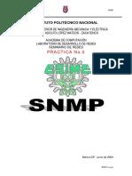 PracticaNo.5SNMP
