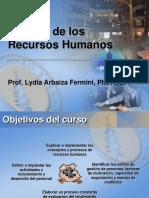 Gestión de Los Recursos Humanos_1 y 2