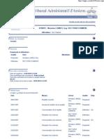 Tribunal administratif - Dossier n°0700051 - 8 janvier 2007