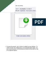 Manual2 e Portafolio