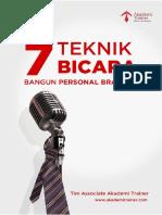 7 Teknik Bicara Bangun Personal Branding Jamil Azzaini.pdf