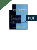 Development & Validation Of Analytical Methods - 1996.pdf