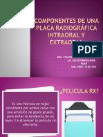 Componentes de Las Rx Intra y Extra