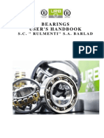 Bearings Users Handbook