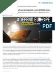 El Barco Ultra Que Quiere Frenar La Inmigración a Través Del Mediterráneo - EL PAÍS