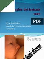 Alimentacion Del Lactante Sano - Copy[1] - Copy