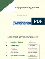 Hot Dip Galvanizing - Gdlc
