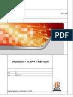 Oceanspace VTL3500V100R002 White Paper