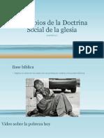 3. Principios de La Doctrina Social de La Glesia