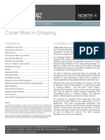 North P I Club Cyber Risks in Shipping