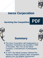 xerox finantial scandal essay The scandal at xerox, though, is doubly shocking because its problems seemed to have been resolved by an investigation in april by the securities and exchange commission, the chief us financial.