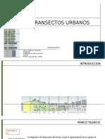 URBA 3 - TRANSECTOS URBANOS.pptx