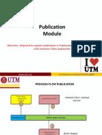 Guidelines Publication Module