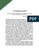 De la oralidad y los códices a la Historia general. Transvase y estructuración de los textos allegados por fray Bernardino de Sahagún.pdf