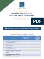 Rnpk 2015 - Singkat Komisi III Guru