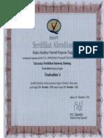 Sertifikat AIPT (UPI)
