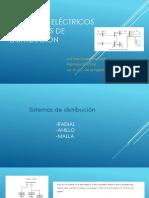 Proyecto Eléctricos de Sistemas de Distribución 2