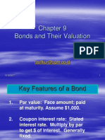 CH 9 Bond and Their Valuation