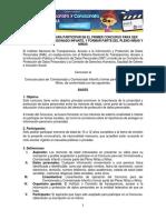 Convocatoria y Bases_pleno Nias y Nios_2016