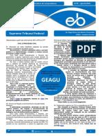 Informativo EBEJI 87 Agosto 2016
