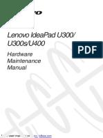 U300S manual