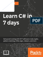 Learn C# in 7 Days by Gaurav Kumar Arora