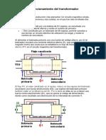 Principio de Funcionamiento Del Transformador Eléctrico